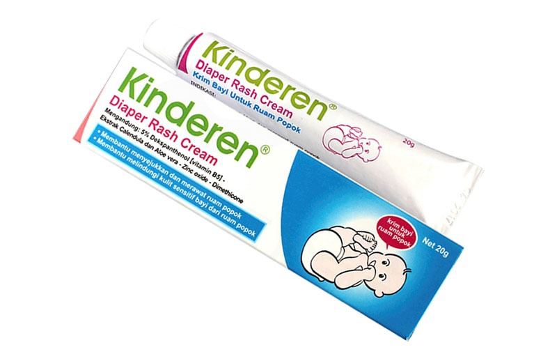 Kinderen Diaper Rash Cream
