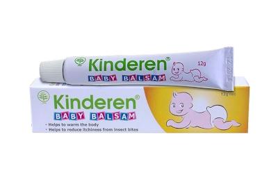 Kinderen Baby Balsam Tube